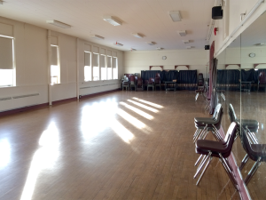 Albert Community Centre - Room 21 (click to enlarge)