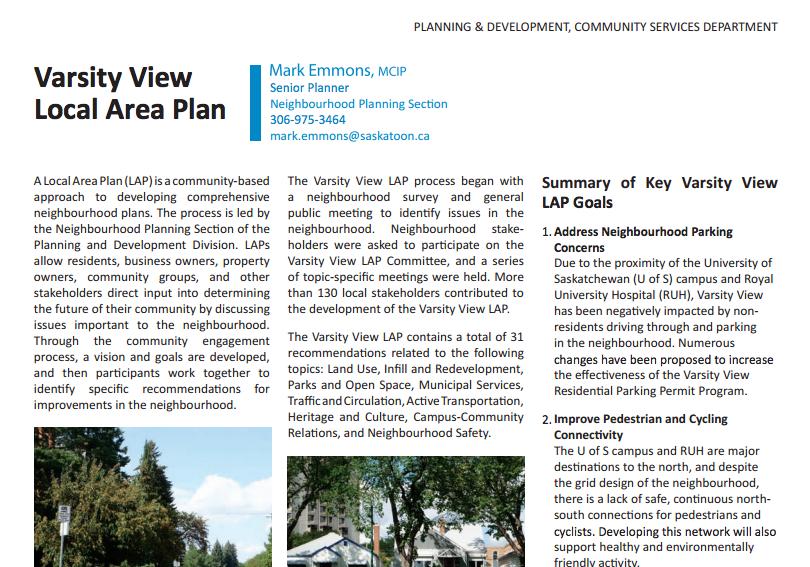 Planning plus design 2014 vvca lap