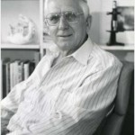University of Saskatchewan, University Archives & Special Collections, Photograph Collection, A-11238. Head and Shoulders of Professor Emeritus in the Department of Art and Art History Hans Dommasch, 2002.