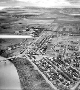 Image Source: CoS Archives, Varsity View 1940 Aerials, HST-019-02-1 [ca. 1940].