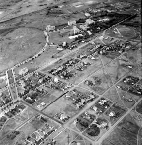 Image Source: CoS Archives, Varsity View 1940 Aerials, HST-019-02-2 [ca. 1940].