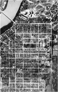 Image Source: CoS Archives, Varsity View 1950 Aerials, 1953-008.