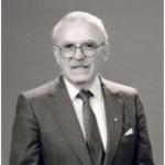 University of Saskatchewan, University Archives & Special Collections, Photograph Collection, A-8794. Portrait of Lou Horlick, 1991