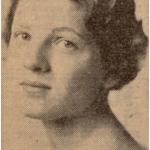 Kingston Whig Standard, Ruth Hood, April 24, 1937